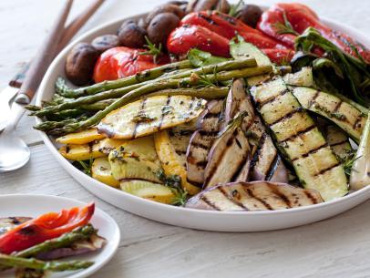 grilled veg