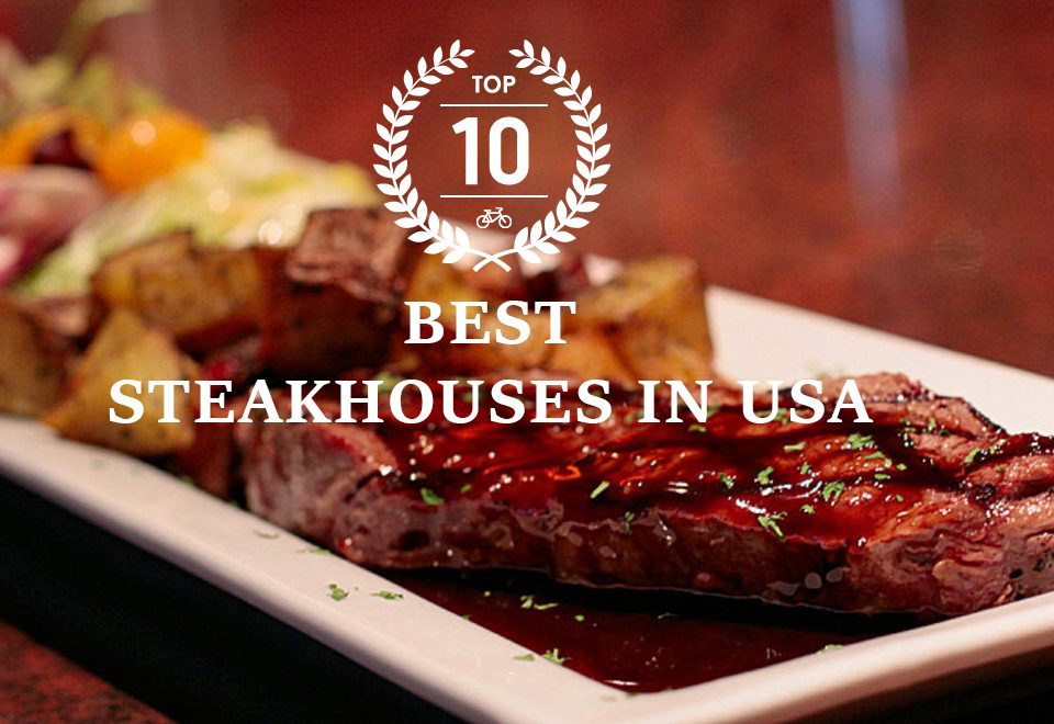 best steakhouses in USA